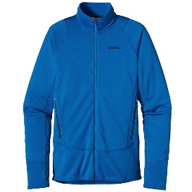 PATAGONIA(巴塔哥尼亚)男款抓绒夹克-M's R1 Full-Zip Jacket 40127