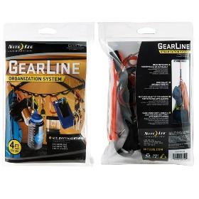 NITEIZE/柰爱 工具排袋带8字扣套装(内销版) GLN4-M1-R8 4#