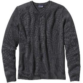 PATAGONIA(巴塔哥尼亚) 男款V领毛衣-M's Lambswool V-Neck 51180 2014秋冬新款