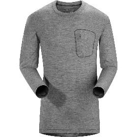 ARCTERYX(始祖鸟) 男款抗菌长袖衫A2B LS T-Shirt M 14583 2014秋冬新款