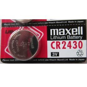 SUUNTO/颂拓 电池-Battery CR2430 Duracell Packed SS016298000