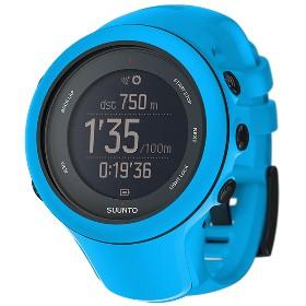 SUUNTO 拓野3动感系列心率腕表-Ambit3 Sport Blue(HR) SS020679000