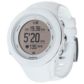 SUUNTO 拓野3动感系列心率腕表-Ambit3 Sport White(HR) SS020680000