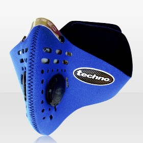 RESPRO 防雾霾防尘口罩 技术系列-Techno Mask L 0028