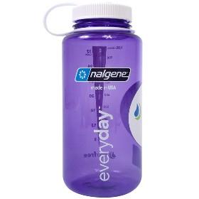 NALGENE/耐洁 透明宽口水瓶-WM Tritan 1L  2178-2028