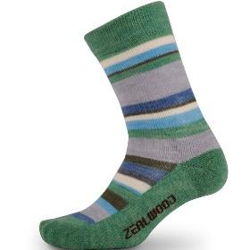 ZEALWOOD  页岩足底加厚羊毛袜两双装-Shale MD 0951