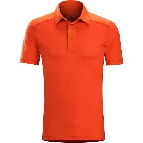 ARCTERYX/始祖鸟  男款速干短袖Polo衫 A2B Polo Shirt M 17538 【2015春夏新款】