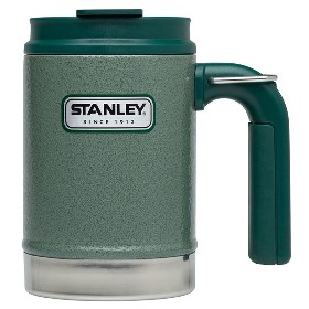 STANLEY/史丹利 不锈钢真空保温翻盖杯 0.47L 01693
