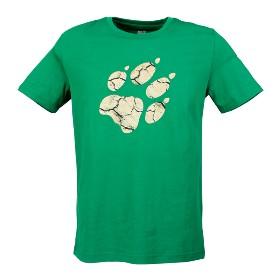 JACK WOLFSKIN/狼爪  男款棉短袖T恤-Wood Tee Men  C500062 【2015春夏新款】