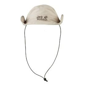 JACK WOLFSKIN/狼爪  圆边帽-Supplex Mesh Hat  1902041
