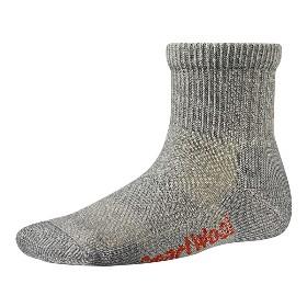 SMARTWOOL  功能性儿童徒步袜-短款-轻量减震型  SW093