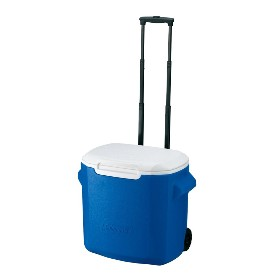 COLEMAN/科勒曼  拉杆保温箱-Wheeled Cooler 26L  2000010027