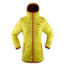 JACK WOLFSKIN/狼爪 女款连帽羽绒服-Velikan Reverse Jacket W 5007531