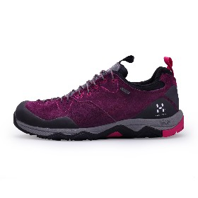 HAGLOFS/火柴棍 女款徒步鞋-Rocker Leather GTX Women 491670