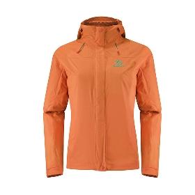 KAILAS/凯乐石 女款登山两层冲锋衣(雨燕) KG120100