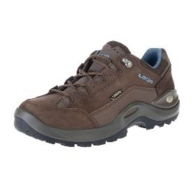 LOWA 女款低帮鞋-Renegade II GTX L320952