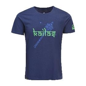 KAILAS/凯乐石 男款圆领棉T恤 KG710348【2016春夏新款】