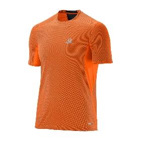 SALOMON/萨洛蒙 男款跑步短袖T恤-Trail Runner SS Tee M 380749【2016春夏新款】