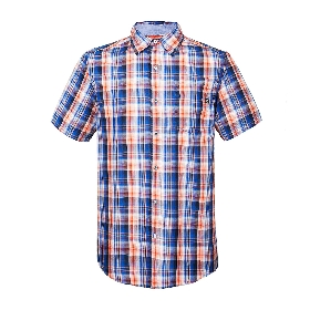 MARMOT/土拨鼠 男款短袖衬衫 Q54520