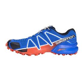 SALOMON/萨洛蒙 男款越野跑鞋-Speedcross 4 M 383132