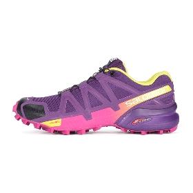 SALOMON/萨洛蒙 女款越野跑鞋-Speedcross 4 W 383103
