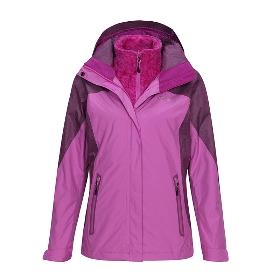COLUMBIA/哥伦比亚 女款三合一冲锋衣-Turakina Garden Interchange Jacket PL7962