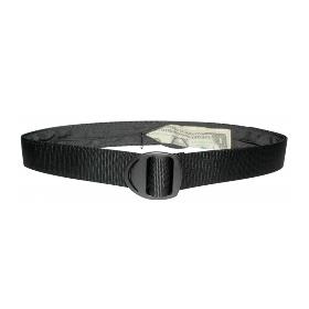 BISON 腰带-Crescent Money Belt Black 38mm 591A