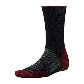 SMARTWOOL SW001069 PhD功能性户外袜-中筒款-轻量减震型