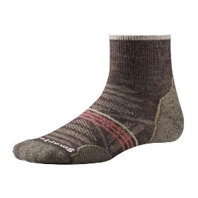 SMARTWOOL  PhD功能性女士户外袜-短款-轻量减震型 SW001307