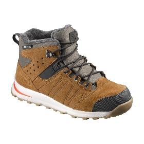 SALOMON/萨洛蒙 儿童防水保暖靴 Utility Ts Cswp 390288