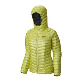 M.HARDWEAR/山浩 女款羽绒连帽夹克-Ghost Whisperer Down Hooded Jacket OL6293