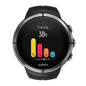 suunto/颂拓 触控彩屏斯巴达精钢腕表spartan ultra SS022952000