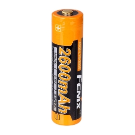 FENIX/菲尼克斯  可充电式电池 2600mah ARB-L18-2600