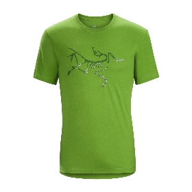 ARCTERYX/始祖鸟 男款棉质短袖T恤 Archaeopteryx SS T-shirt M 19025【2017春夏新款】