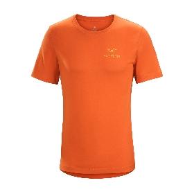 ARCTERYX/始祖鸟 男款棉质短袖T恤 Emblem SS T-Shirt M 19024