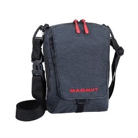 MAMMUT/猛犸象 单肩包-Tasch Pouch Mélange 2L 2520-00651