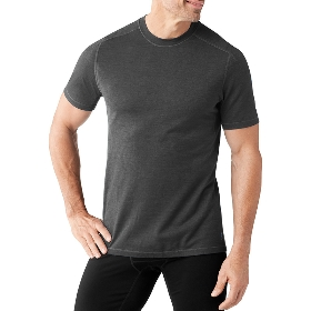 SMARTWOOL PhD功能性男士短袖衫-轻薄型 SW016096