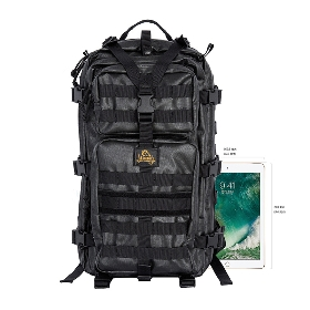 MAGFORCE/麦格霍斯 軍規3P背包-海外定制黑標版 0541