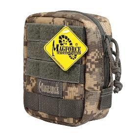 MAGFORCE/麦格霍斯 防震软垫袋6*4.5*3-花色 0248