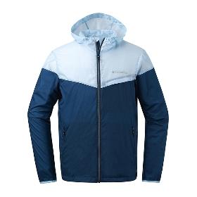 Columbia/哥伦比亚 男款户外防泼水皮肤风衣夹克PM4784【2017春夏新款】
