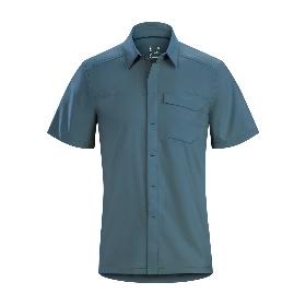 ARCTERYX/始祖鸟 男款速干短袖衬衫 Skyline SS Shirt M 19076