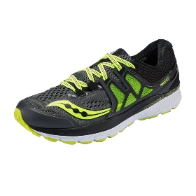 SAUCONY/圣康尼 男款支撑避震跑鞋Hurricane Iso 3 S203481