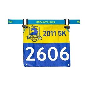 NATHAN 竞赛号码簿腰带-Race Number Belt 2.0 1128