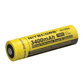 NITECORE/奈特科尔 3400毫安单节充电锂电池 NL1834