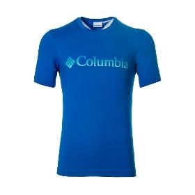 COLUMBIA/哥伦比亚 男款户外运动吸湿排汗T恤PM3693 【2017春夏新款】
