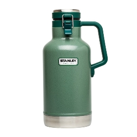 STANLEY/史丹利 经典系列不锈钢真空保温啤酒壶1.9L 01941