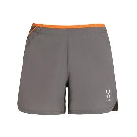 HAGLOFS/火柴棍 女款户外轻量紧身软壳短裤603590