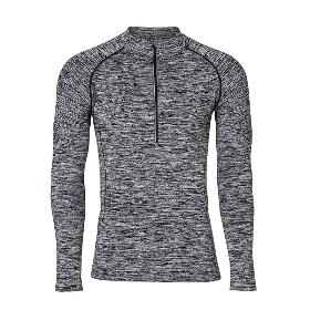 UTO(悠途) 969102 男式跑步长袖半拉链衫