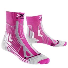 X-SOCKS  X10108 越野跑女士能量袜
