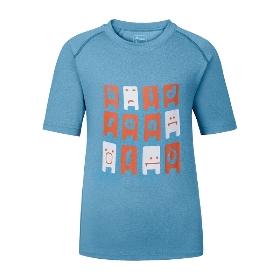 KIDSANFO/三夫 7ST03 儿童T恤